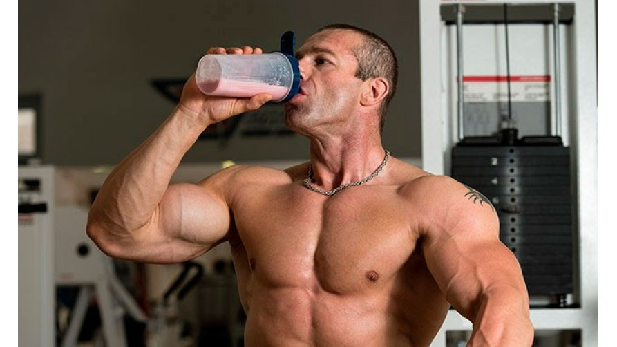 Protein cocktails for muscle growth