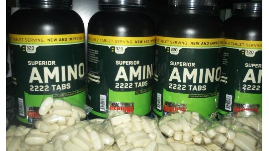 Amino acids for athletes